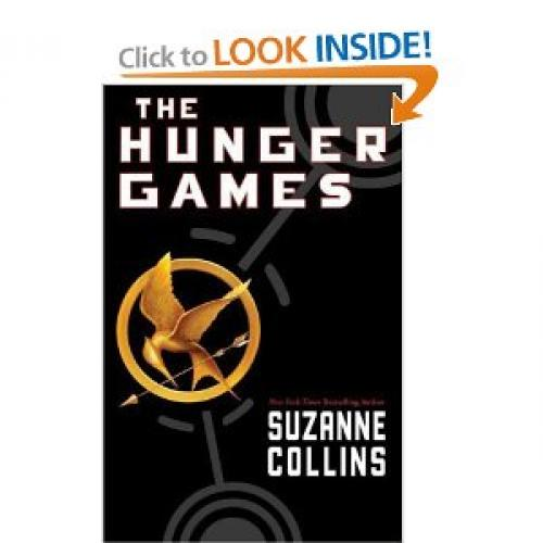 The Hunger Games [Paperback]