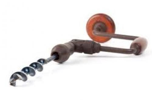 Antique Tools; Drill