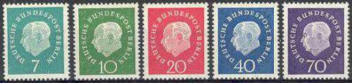 This is a scan from our catalogue Definitives 5v