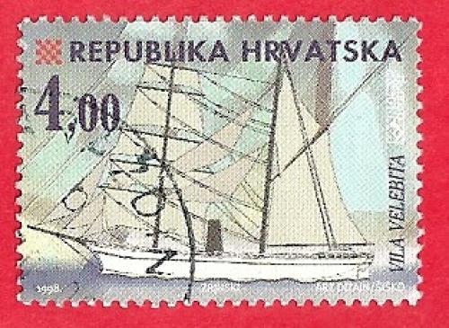 HRVATSKO BRODOVLJE - ŠKOLSKI BROD