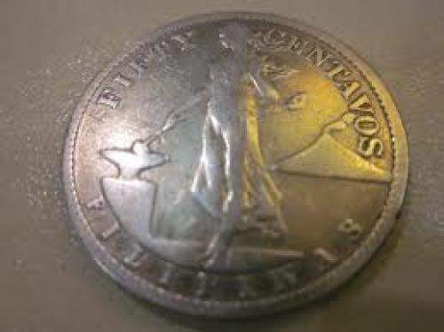 Coins; Silver Coins /U.S.A - PHILIPPINES/ Year: 1907,1919