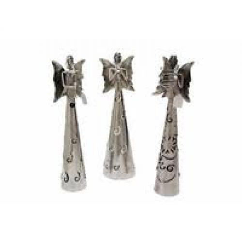 Metal Decorative Figurines; Angels