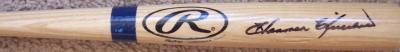 Harmon Killebrew (Twins) autographed Rawlings mini baseball bat