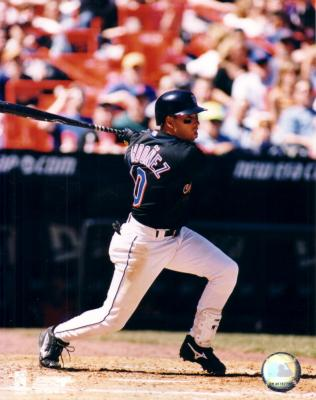 Rey Ordonez 8x10 New York Mets photo