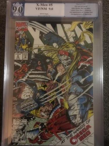X-Men #5  *PGX 9.0