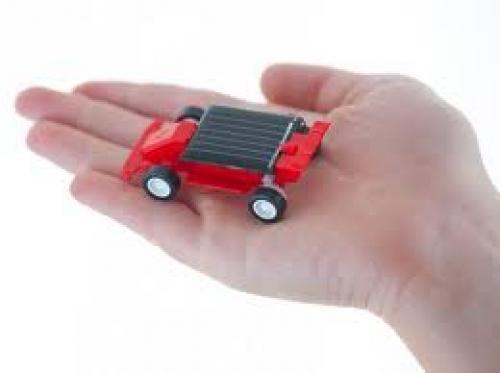 Solar Powered Race Car