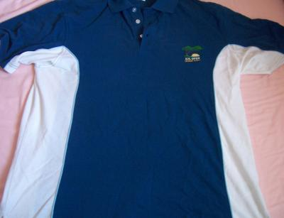 2008 U.S. Open Ashworth volunteer golf shirt NEW (Tiger Woods)