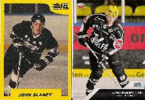Hockey cards; Jonh Slaney; Frankfurt Lions