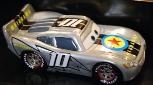 Motorama/Zemak Lightning McQueen