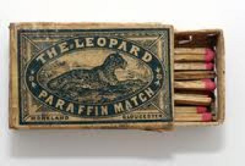 Matchboxes; The Leopard Paraffin