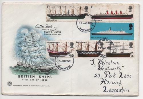 British Ships