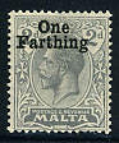 Overprint 1v; Year: 1922
