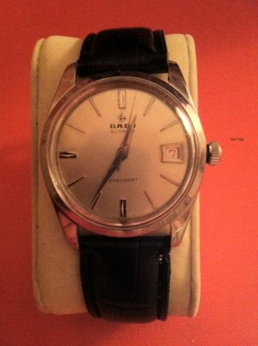 Rado President Wristwatch