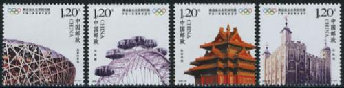 Olympic Games Beijing-London 4v