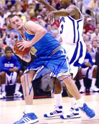Kevin Love autographed UCLA 8x10 photo