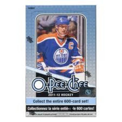 2011-12 Upper Deck 0-PEE-CHEE Hockey Cards