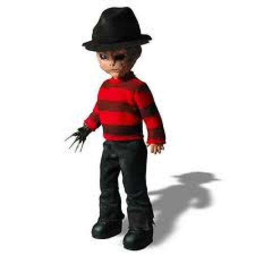 Dolls; Living Dead Dolls Freddy Krueger 2010