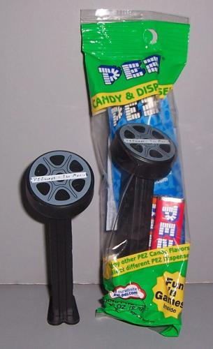 PEZhead the Movie dispenser