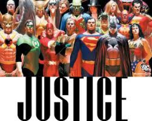 Alex Ross Justice complete ALL 8 series 38 figures
