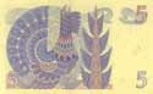 5 Swedish Kronor; Older notes