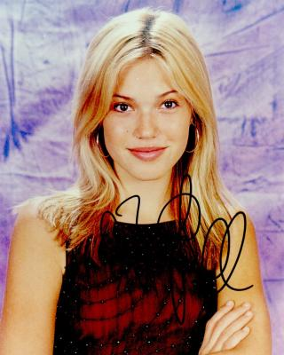 Mandy Moore autographed 8x10 photo