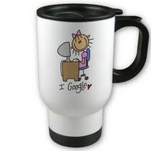 Google Mug