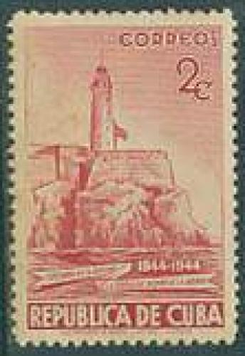 Morro lighthouse 1v; Year: 1949