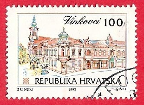 HRVATSKI GRADOVI - VINKOVCI