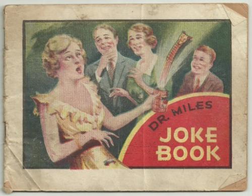 Dr. Miles Joke Book