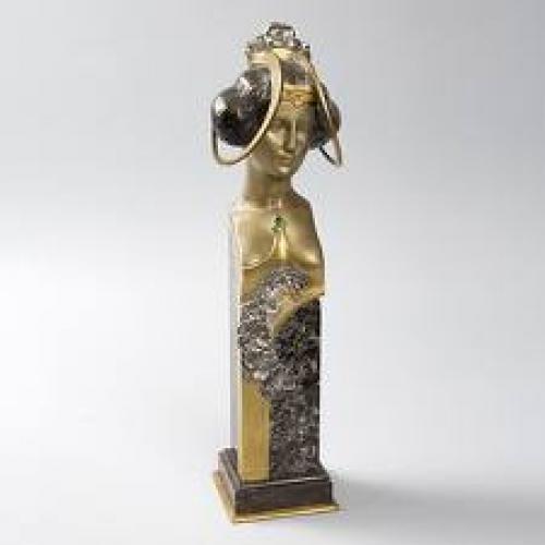 Art Nouveau Vase | Decorative Antiques