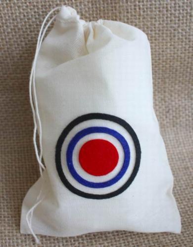 100% cotton tea bag/ muslin bag/ Cotton Pouch