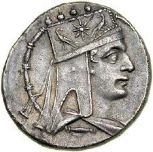 Coins; Kingdom of Armenia. Tigranes II, 83-69 BC. AR Tetradrachm