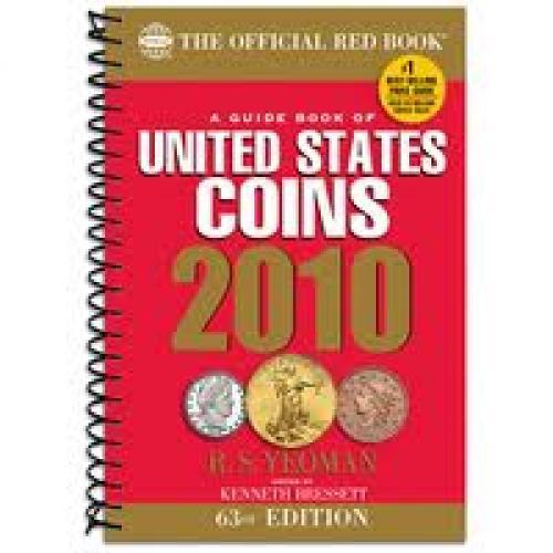 2010 US Coins Catalog