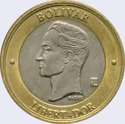 Coins; Coins from Venezuela : 1000 Bolívares