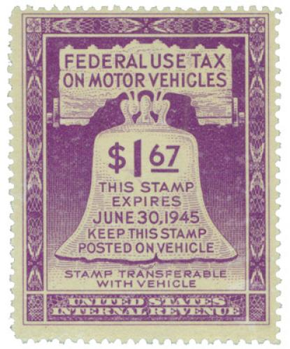 vio, motor vehicle stamp