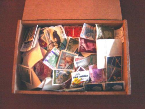 50 stamps for exchange