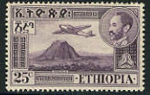 Airmail definitive 1v; Year: 1952