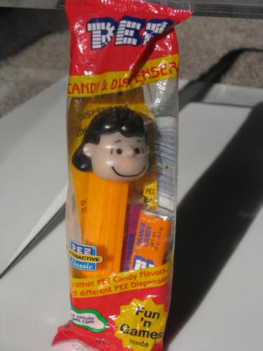 Lucy Pez Dispenser from Peanuts