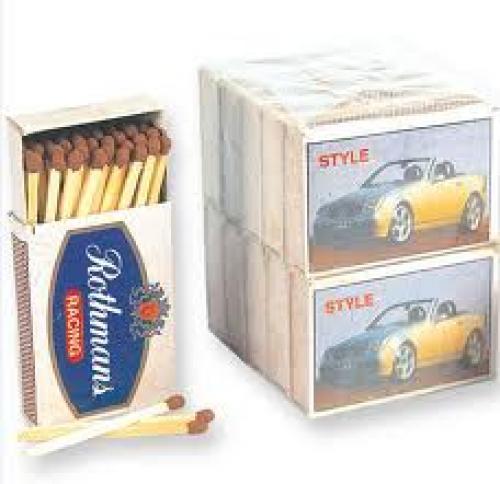 Matchboxes; Car Design