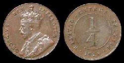0,25 piastre 1922-1926 (km 16)