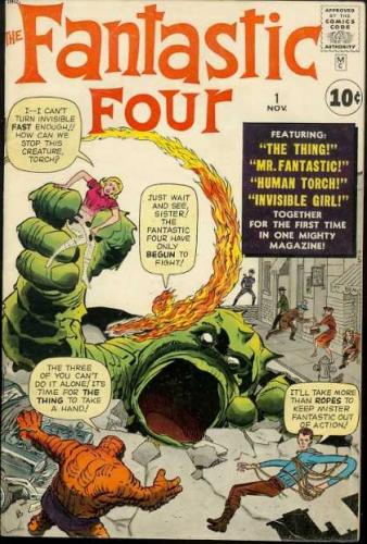 Fantastic four - Reprint