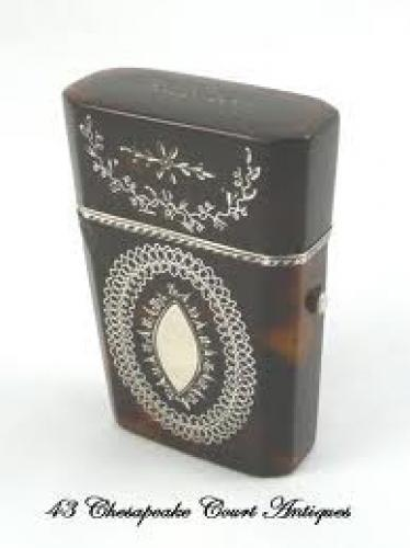 Antique Mother of Pearl Scent