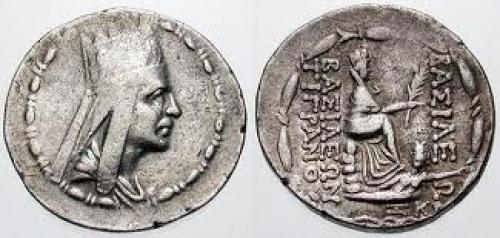Coins;  Armenia, Tigranes II - Ancient Greek Coins