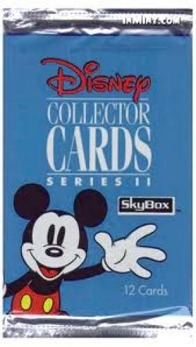 Disney Collector Cards