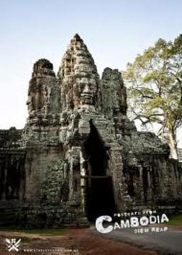 Postcard from Cambodia – Siem Reap