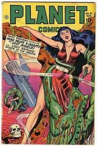 Planet Comics
