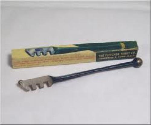 Antiques; Vintage Glass Cutter in Original Box, Fletcher Terry Company 