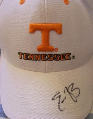 Eric Berry autographed Tennessee Vols cap or hat