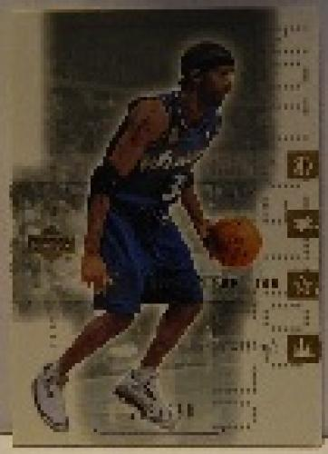 2002 Upper Deck Basketball Card