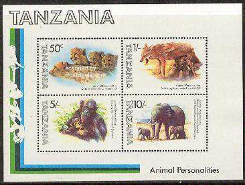Film animals s/s; Year: 1982